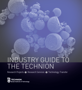 Industry guide to the technion